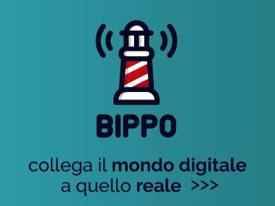 Bippo, collega il mondo digitale a quello reale