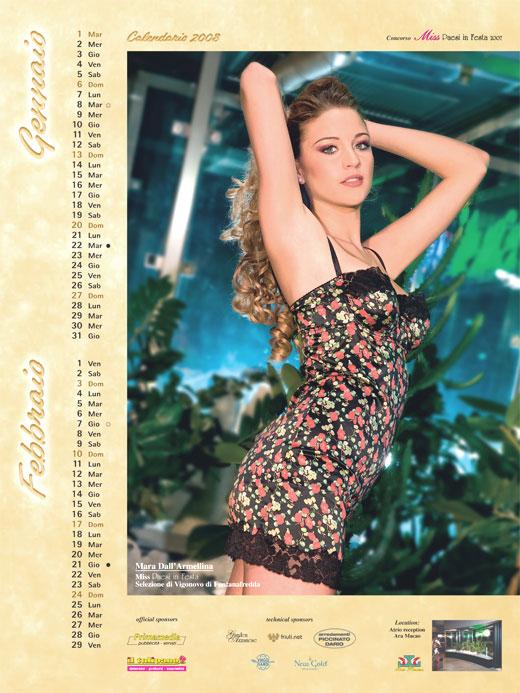 Calendario 2008  - Calendari