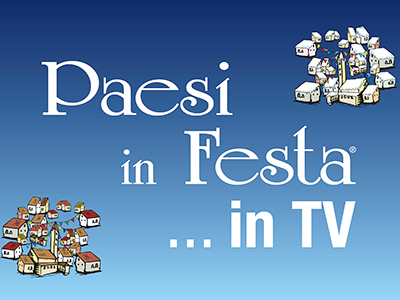 Paesi in Festa in TV